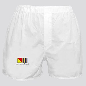 Old Greenwich, CT Boxer Shorts