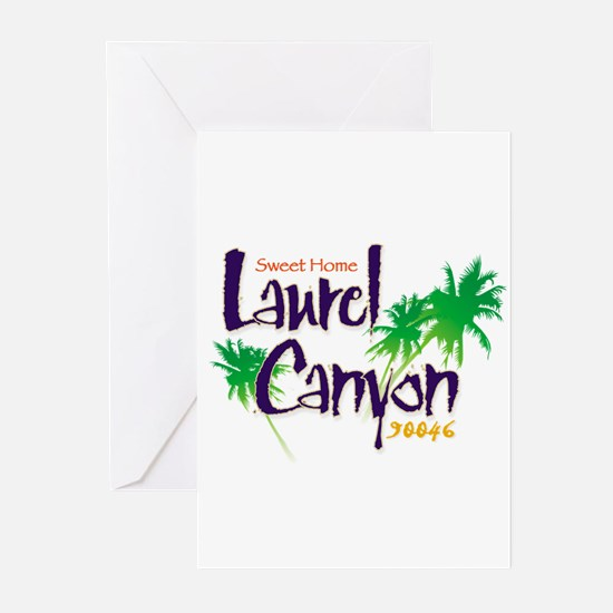 Sweet Home Laurel Canyon Greeting Cards (Pk of 10)