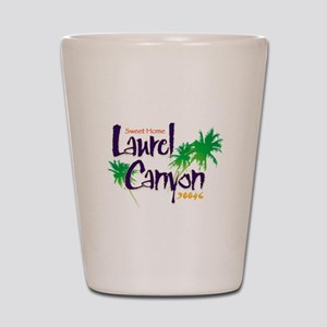 Sweet Home Laurel Canyon Shot Glass