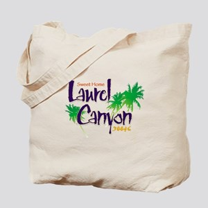 Sweet Home Laurel Canyon Tote Bag