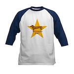 SuperStar Dog Kids Baseball Jersey