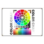 Color chart Banner