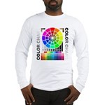 Color chart Long Sleeve T-Shirt