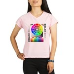 Color chart Performance Dry T-Shirt