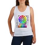 Color chart Women's Tank Top