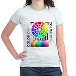 Color chart Jr. Ringer T-Shirt