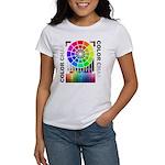 Color chart Women's T-Shirt