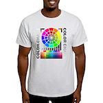 Color chart Light T-Shirt
