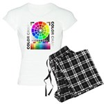 Color chart Women's Light Pajamas