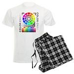 Color chart Men's Light Pajamas