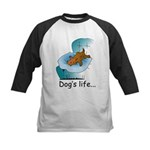 Dog's Life Kids Baseball Jersey