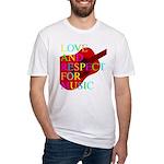 kuuma music 1 Fitted T-Shirt