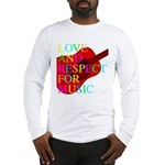 kuuma music 1 Long Sleeve T-Shirt