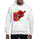 kuuma music 1 Hooded Sweatshirt