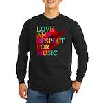 kuuma music 1 Long Sleeve Dark T-Shirt