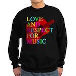 kuuma music 1 Sweatshirt (dark)