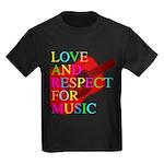 kuuma music 1 Kids Dark T-Shirt