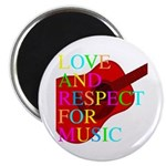 kuuma music 1 Magnet