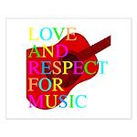 kuuma music 1 Small Poster