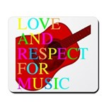 kuuma music 1 Mousepad