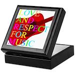 kuuma music 1 Keepsake Box