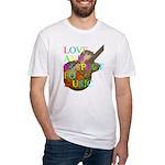 kuuma music 2 Fitted T-Shirt