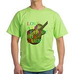 kuuma music 2 Green T-Shirt