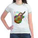 kuuma music 2 Jr. Ringer T-Shirt