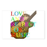 kuuma music 2 Postcards (Package of 8)