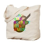kuuma music 2 Tote Bag