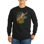 kuuma music 2 Long Sleeve Dark T-Shirt