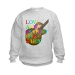 kuuma music 2 Kids Sweatshirt