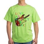 kuuma music 3 Green T-Shirt