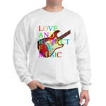 kuuma music 3 Sweatshirt