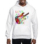 kuuma music 3 Hooded Sweatshirt