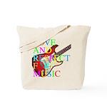 kuuma music 3 Tote Bag