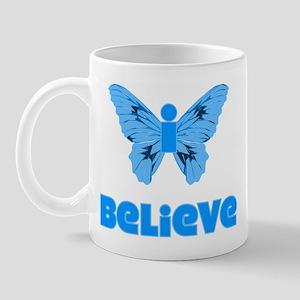 iBelieve Blue Mug