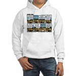 2L0056 - A quick decision Hooded Sweatshirt
