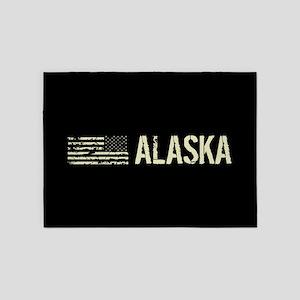 Black Flag: Alaska 5'x7'Area Rug