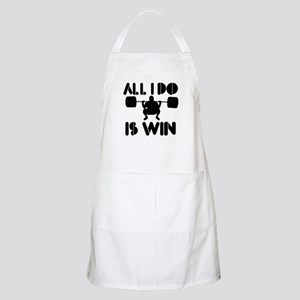 All I do is Win Powerlifter Apron