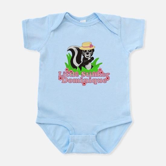 Little Stinker Dominique Infant Bodysuit