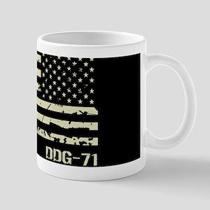 USS Ross 11 oz Ceramic Mug