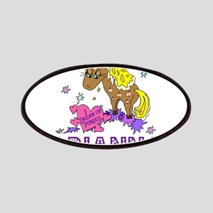 I Dream Of Ponies Arianna Patches