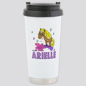 I Dream Of Ponies Arielle Stainless Steel Travel M
