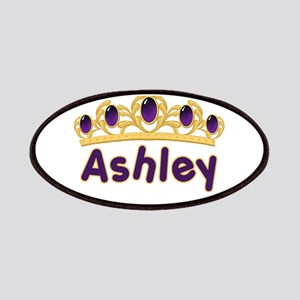 Princess Tiara Ashley Persona Patches