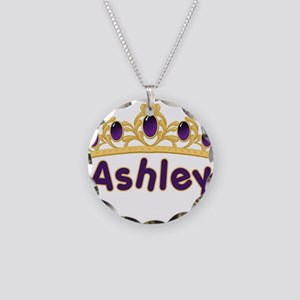 Princess Tiara Ashley Persona Necklace Circle Char
