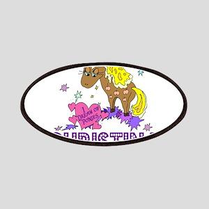 I Dream Of Ponies Christina Patches