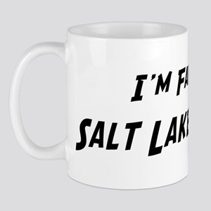 Famous in Salt Lake City Mug