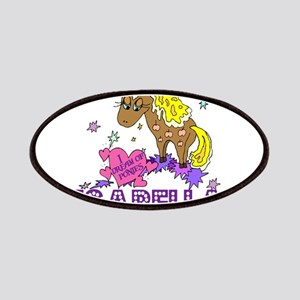 I Dream Of Ponies Isabella Patches