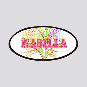 Sparkle Celebration Isabella Patches